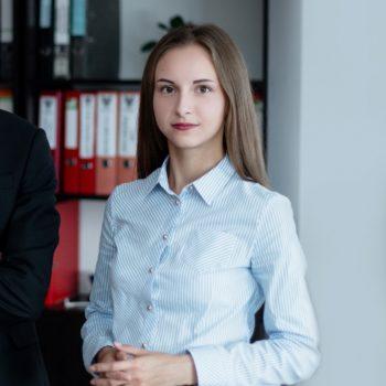 Юридическая компания ЮКОН. Александра Воробьева